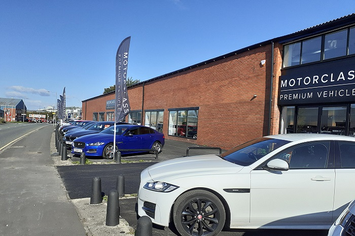 Motor Showroom Wigan