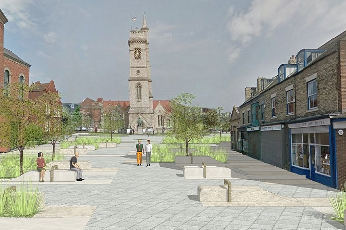 Public Realm Projects
